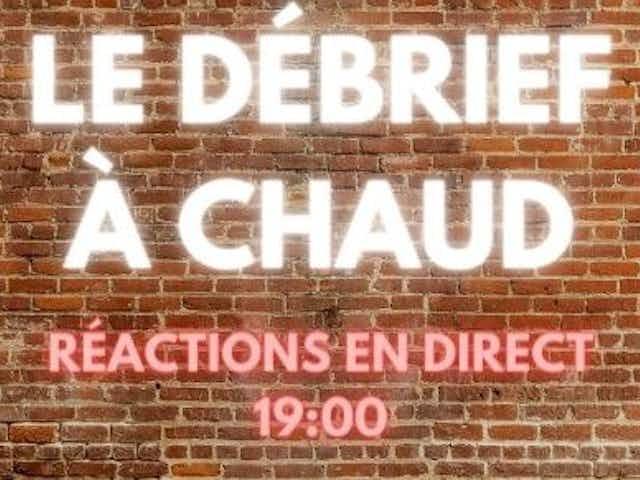 [Replay]Le Débrief à Chaud de Bordeaux-Monaco