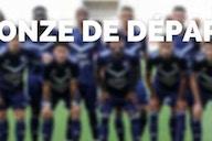 Troyes-Bordeaux : le 11 des Girondins sans Toma Basic, avec Loris Benito